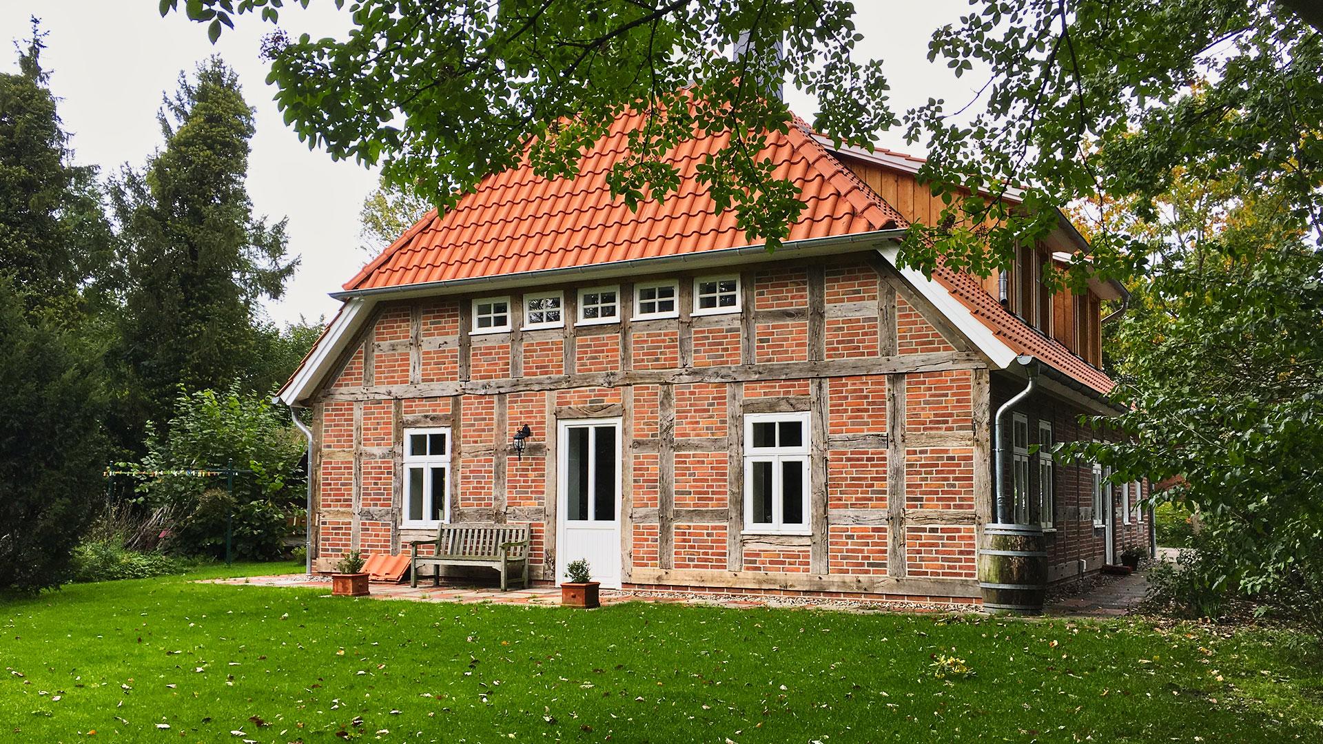 Fachwerkhaus Neddenaverbergen